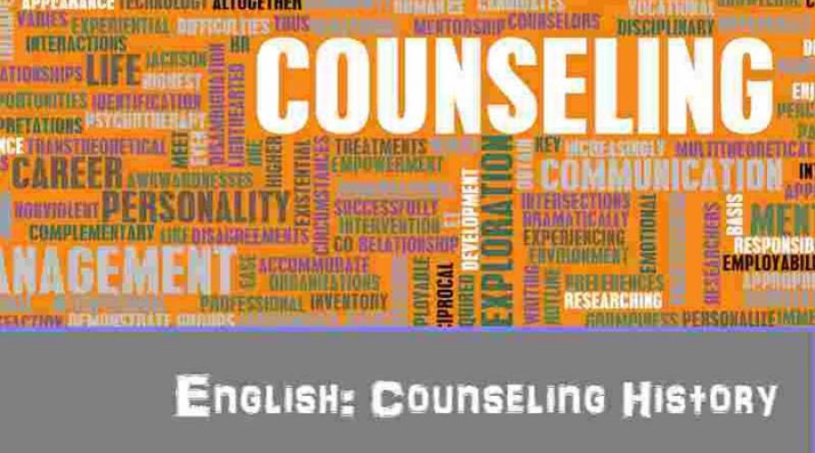 Counseling History